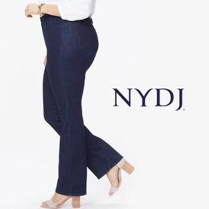 NYDJ | Bling Pocket Bootcut Plus Size Jeans